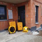 Kondensationstrockner, Luftentfeuchter, Elektroheizgeräte im EFH